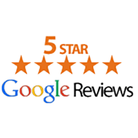 Google reviews 5 star rated maid service