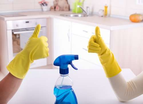 How many hours a week should you spend cleaning