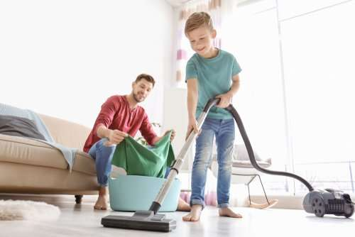 How to get your family to clean up after themselves